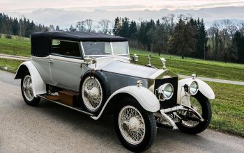 THE CLASSICS CLASSIC 1906 Rolls-Royce Silver Ghost 40 50 HP