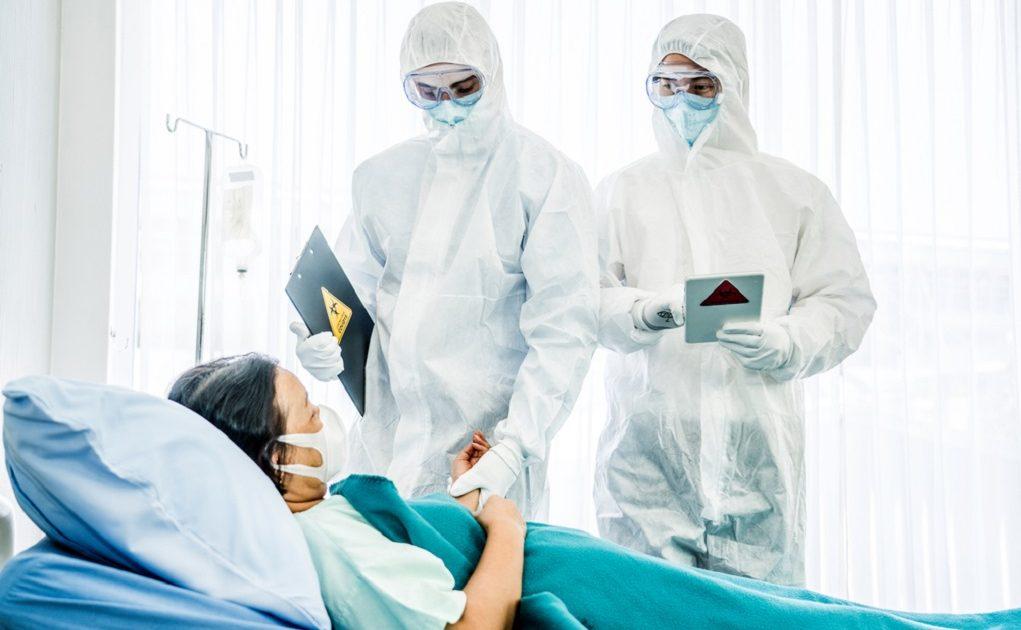Waktu Terinfeksi Virus Corona