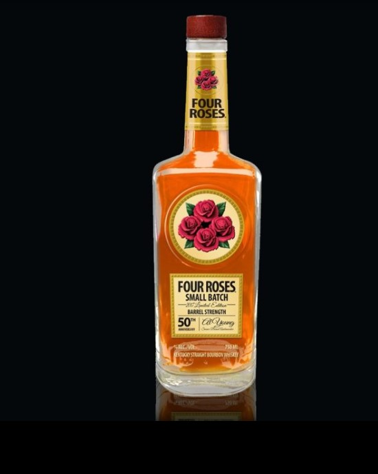 Al Young 50th Anniversary Small Batch Bourbon from Four Roses