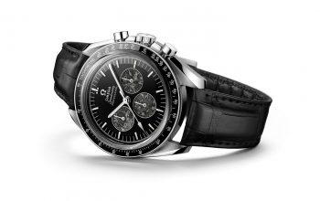 OMEGA-Speedmaster-Professional-in-platinum