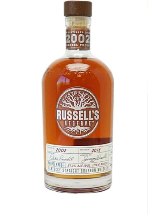 Russells Reserve 2002