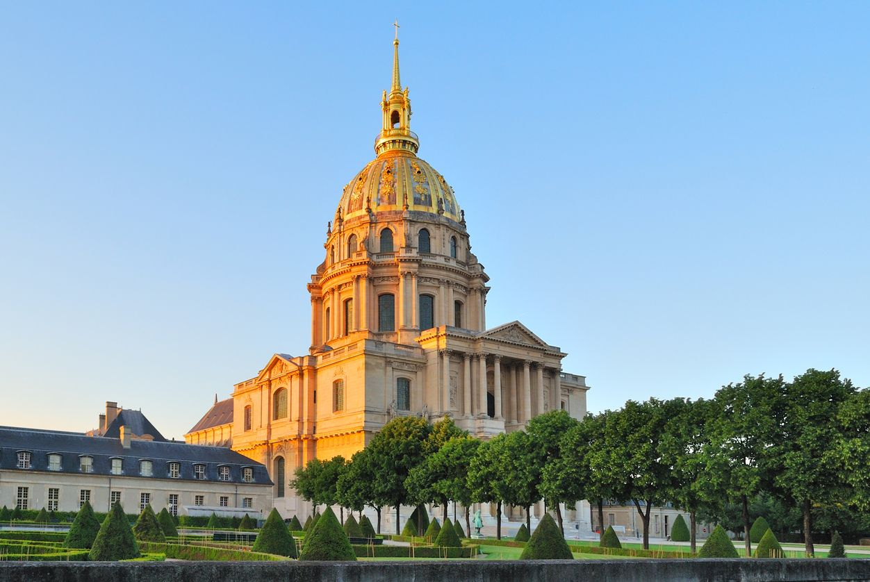 350 years of the Hôtel des Invalides